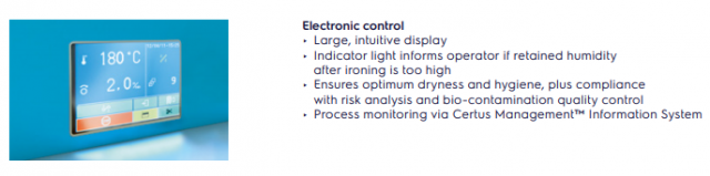 Electrolux IC44819 Mangel