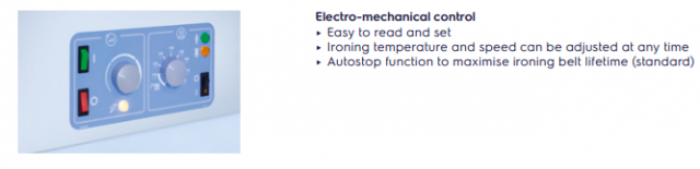 Electrolux IC44821 Mangel