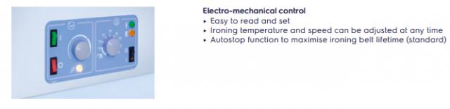 Electrolux IC44825 Mangel