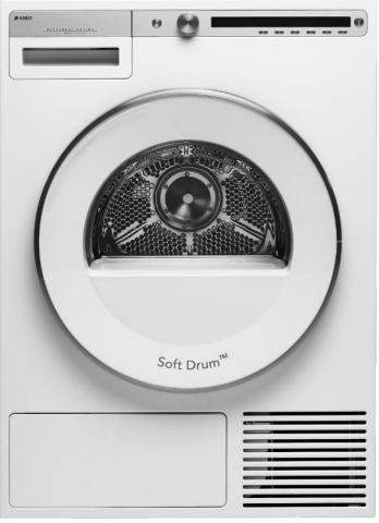 ASKO droogmachine T411HD.W  A ++  warmtepomp