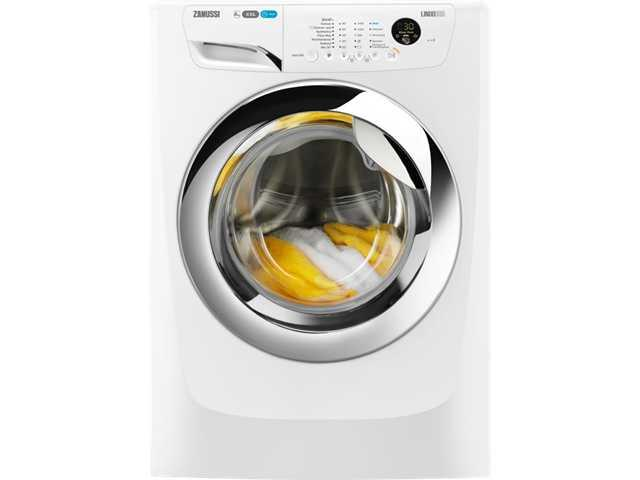 Zanussi ZWF81463WH 8kg, wasautomaat